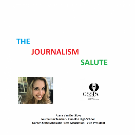 GSSPA Vice President on Journalism Podcast