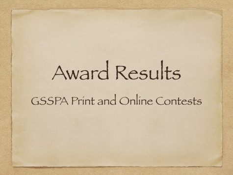 2019-20 GSSPA Awards Contest Results